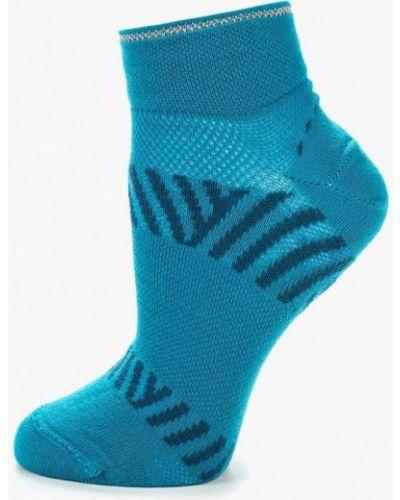 Синие носки Adidas