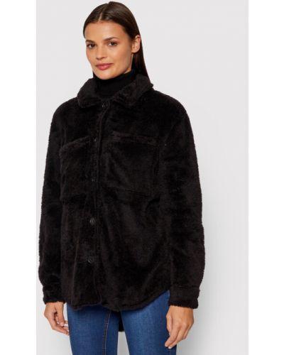 Czarna kurtka przejściowa Noisy May