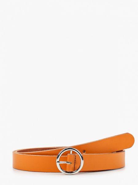 Оранжевый ремень Marks & Spencer