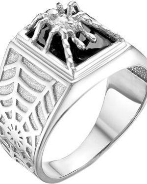 Кольцо серебряный с декоративной отделкой серебро россии