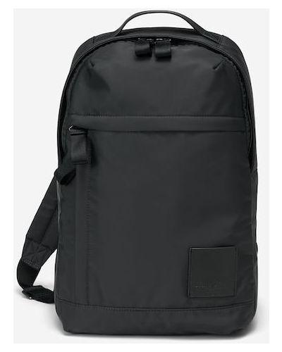 Plecak skórzany - czarny Marc O Polo