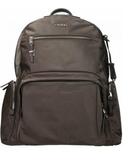 Brązowy plecak Tumi