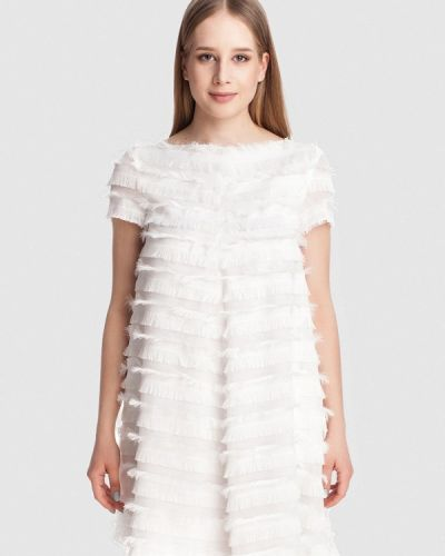 Асимметричное коктейльное платье Herstory