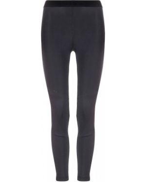 Облегающие черные тренировочные брюки для бега Craft