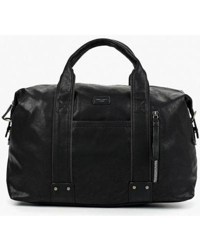 Дорожная сумка кожаный David Jones