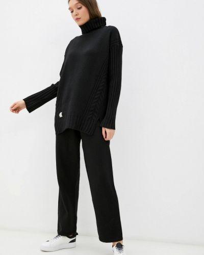 Вязаный костюм - черный Vladi Collection