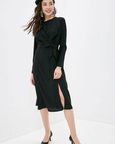 Платье - черное Imocean