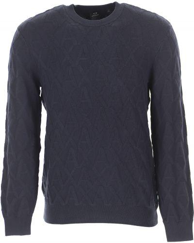 Sweter z wiskozy Armani Exchange