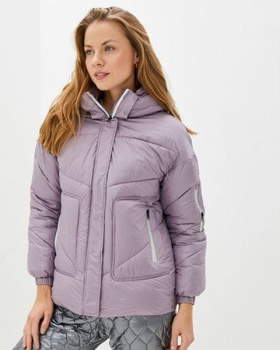 Фиолетовая утепленная куртка Fadjo
