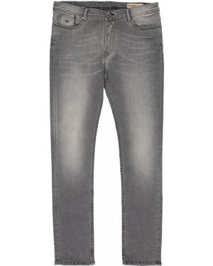 Серые джинсы с поясом Kaporal 5