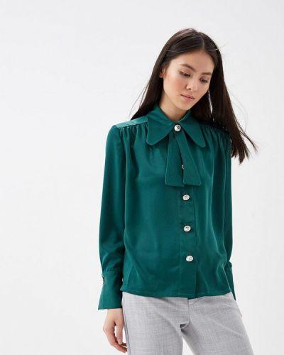 Зеленая блузка Sister Jane