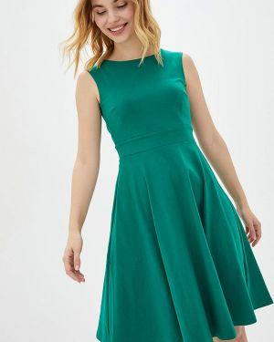 Вечернее платье - зеленое Jhiva