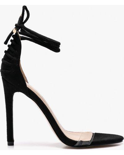 Туфли на высоком каблуке на шнуровке на каблуке Public Desire