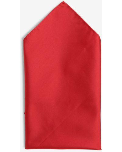Chusteczka jedwab czerwony Finshley & Harding