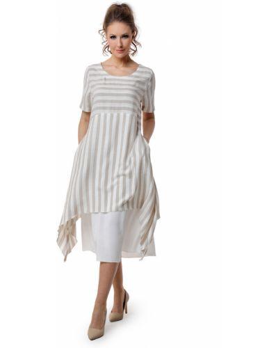 Свободное прямое платье бохо Dizzyway