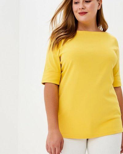 Футболка желтый Lauren Ralph Lauren Woman