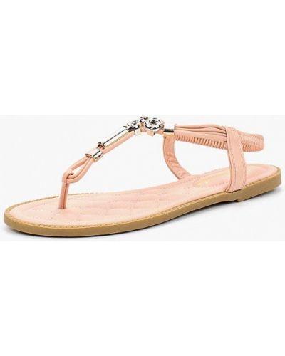 Розовые сандалии Saivvila