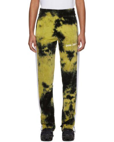 Спортивные брюки со штрипками с карманами Palm Angels