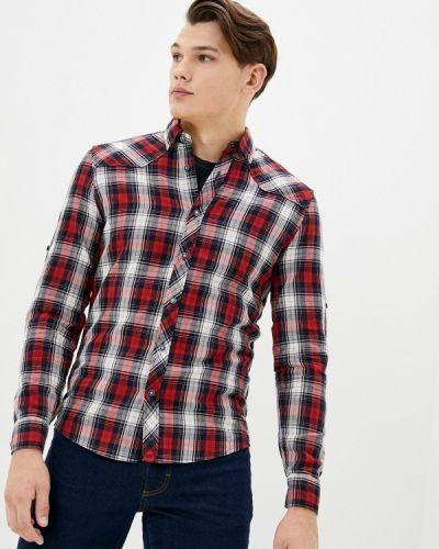 Красная рубашка с длинными рукавами Colin's
