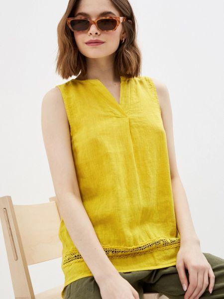 Топ - желтый Baon