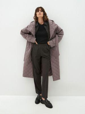 Бежевое зимнее пальто Zarina