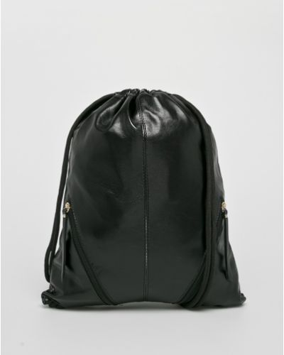 Черный рюкзак Answear