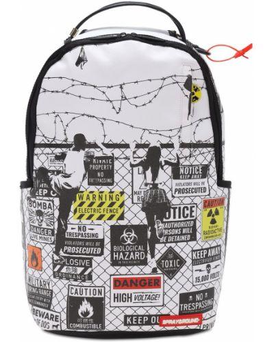Z paskiem plecak na paskach Sprayground