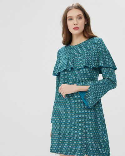 Платье с длинными рукавами весеннее Artwizard