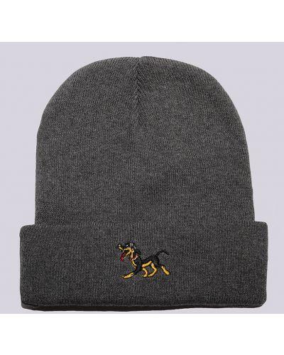 Серая шапка хлопковая Запорожец Heritage