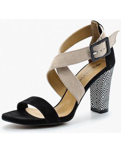 Босоножки на каблуке Tamaris