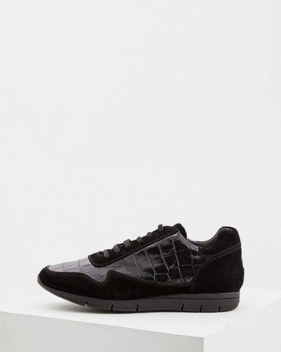 Высокие кроссовки замшевые итальянские Aldo Brue