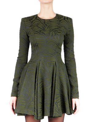 Платье из полиэстера - зеленое Plein Sud