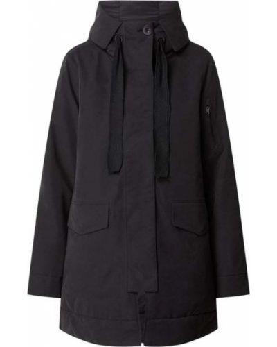 Czarna kurtka z kapturem G-lab