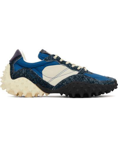 Кожаные кроссовки - белые Eytys