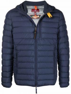 Куртка с капюшоном - синяя Parajumpers