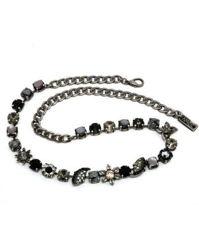 Ожерелье черное Amaro