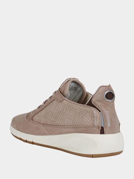 Кроссовки - розовые Geox