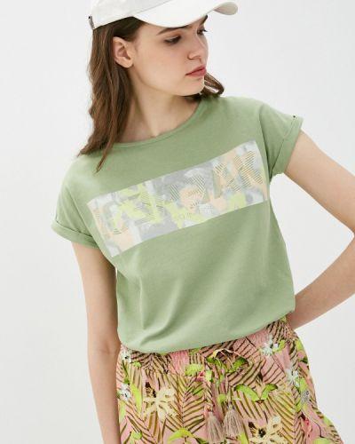 Зеленая футболка Icepeak