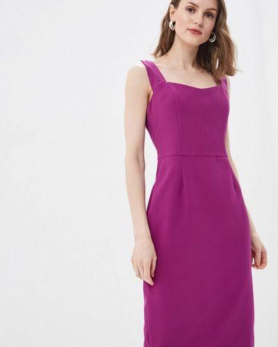 Платье футляр фиолетовый Vittoria Vicci