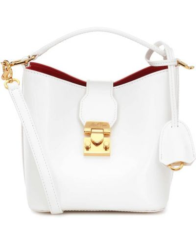 Деловая мягкая маленькая сумка Mark Cross