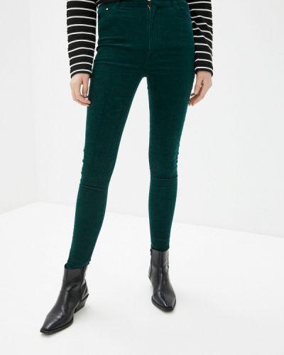 Повседневные зеленые брюки Zabaione