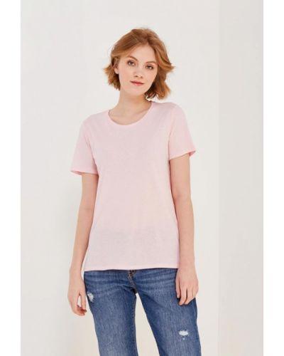 Розовая футболка United Colors Of Benetton
