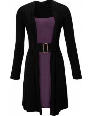 Облегающее платье футляр платье-пиджак Bonprix