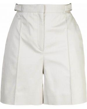 Однобортные шорты Alexa Chung