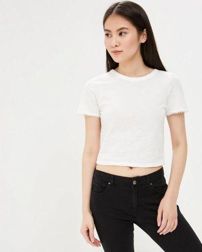 Белая футболка 2019 Topshop