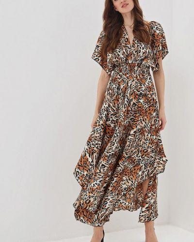 Платье - коричневое Camomilla Italia