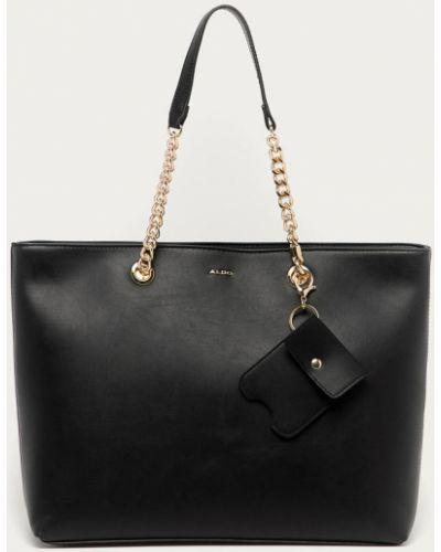 Czarna torebka duża Aldo
