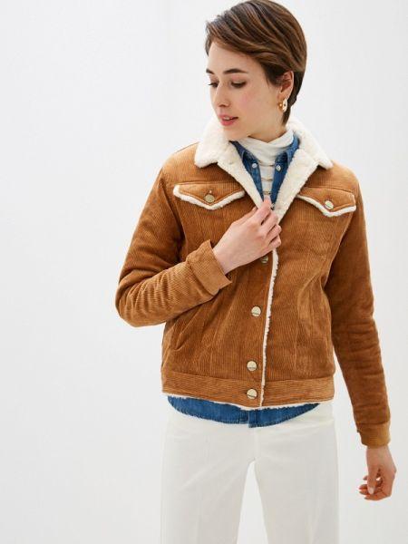 Утепленная куртка - оранжевая Dasti