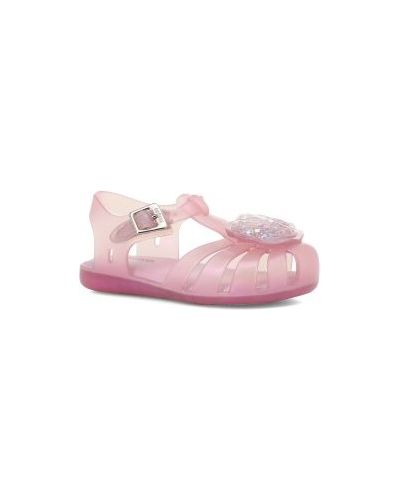 Розовые сандалии Mini Melissa