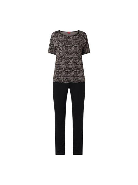 Spodni piżama bawełniana krótki rękaw S.oliver Red Label